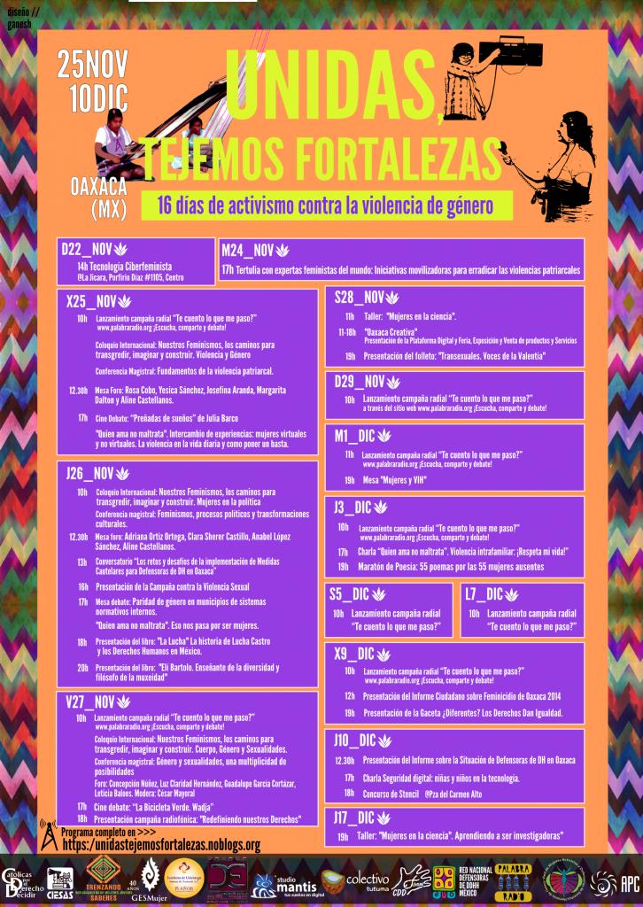 cartel-unidas-tejiendo-fuerzas-2015